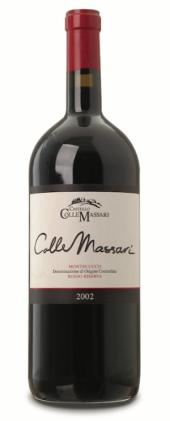 Colle Massari Montecucco Rosso Riserva 2002  - Magnum