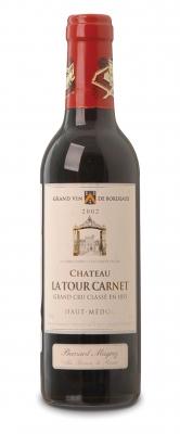 Château La Tour Canet 2002  - meia gfa.