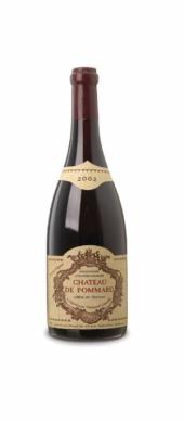 Château de Pommard Jeunes Vignes du Château 2002