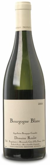 Bourgogne blanc 2004