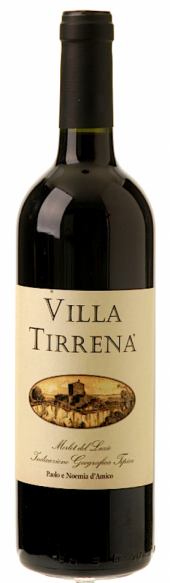 Villa Tirrena Merlot IGT 2004