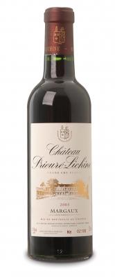 Château Prieuré-Lichine 2003 - meia gfa.