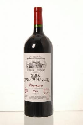 Château Grand Puy Lacoste 2004 - Magnum