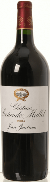 Château Sociando-Mallet 2004  - Magnum