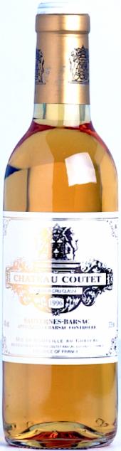 Château Coutet 2004 - meia gfa.