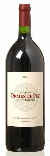 Château Les Ormes de Pez 2004  - Magnum