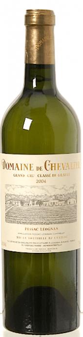 Domaine de Chevalier blanc 2004