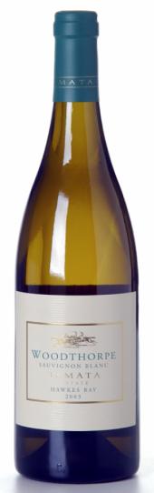 Woodthorpe Sauvignon Blanc 2007