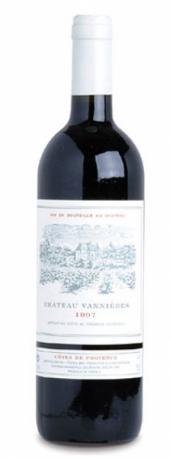 Côtes de Provence rouge 2003