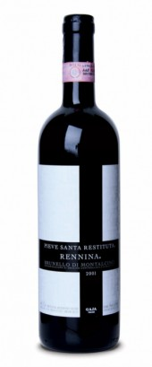 Brunello di Montalcino Rennina 2001