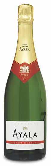 Champagne Ayala Brut Nature Zéro Dosage NM