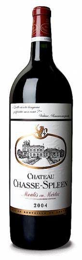 Château Chasse-Spleen 2004  - Magnum