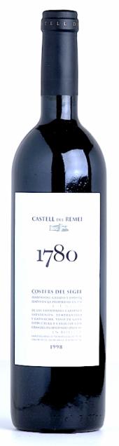 Castell del Remei 1780 2003