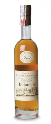 Cognac Grande Champagne Pale & Dry X.O 40%  - 200 ml