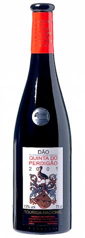 Quinta do Perdigão Touriga 2005