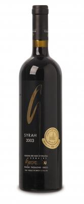 Gerovassiliou Syrah 2004
