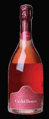 Franciacorta Cuvée Prestige Rose DOCG