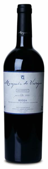 Marqués de Vargas Reserva Privada 2001