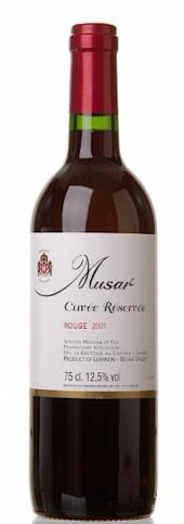 Château Musar Cuvée 2004