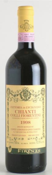 Chianti Colli Fiorentini 2006