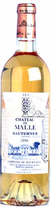 Château de Malle 2005  - Magnum