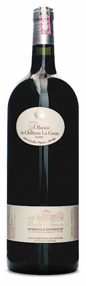Château La Butte Vieilles Vignes 2005  - Magnum