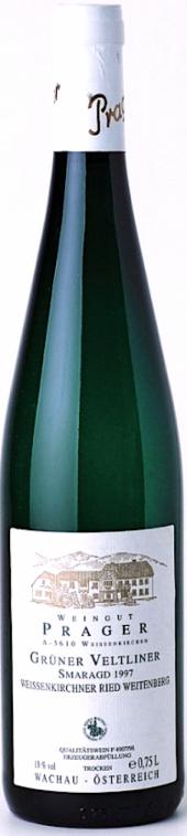 Grüner Veltliner Weitenberg Smaragd 2007