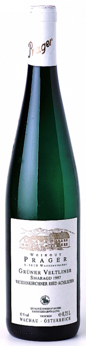 Grüner Veltliner Achleiten Smaragd  2007