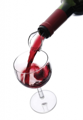 Bico servidor de vinho Cristal  - Vacuvin
