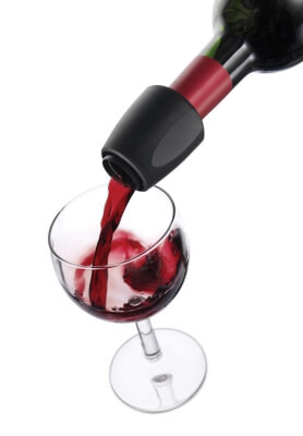 Bico servidor de vinho