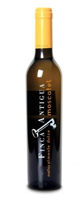 Finca Antigua Moscatel Dulce 2008 - meia gfa.