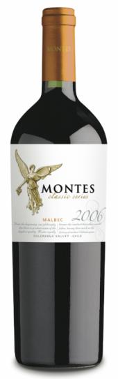 Montes Malbec 2008