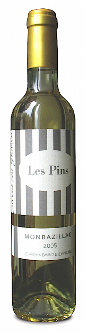 Les Pins Monbazillac 2005  - 500 ml