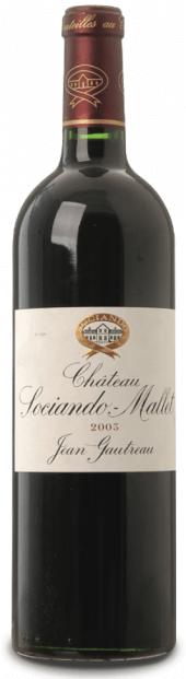 Château Sociando-Mallet 2006