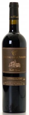 Château de la Tuilerie Syrah Vieilles Vignes 2007