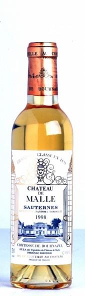 Château de Malle 2006  - meia gfa.