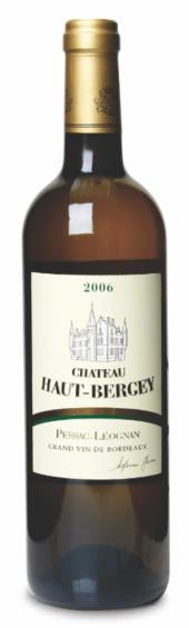 Château Haut Bergey blanc 2006