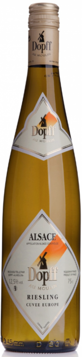 Riesling Cuvée Europe Reserve 2008