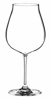 Taça Pinot Noir - Kit com 2 taças - Linha Vinum XL