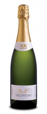 Vallontano Espumante Brut Chardonnay / Pinot Noir