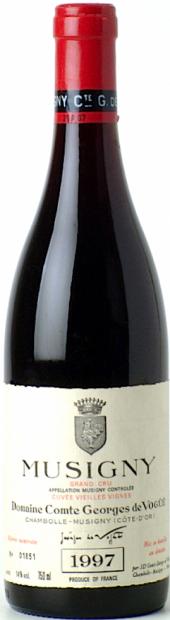 Musigny Vieilles Vignes 2007