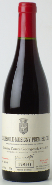 Chambolle-Musigny 1er Cru 2007