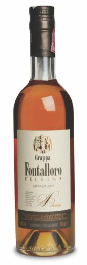 Grappa Fontalloro Riserva 2005