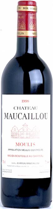 Château Maucaillou 2007