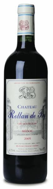 Château Rollan de By 2007