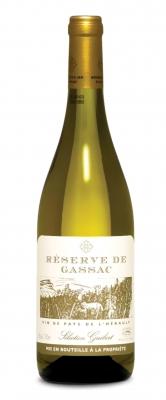 Reserve de Gassac blanc 2008