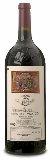 Vega Sicilia Único Gran Reserva 1995 - Magnum