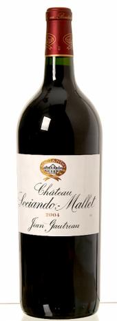 Château Sociando-Mallet 2007 - Magnum