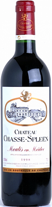 Château Chasse-Spleen 2007