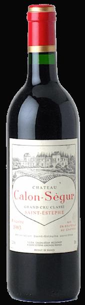 Château Calon-Ségur 2007